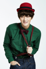 EXO Tao Miracles in December promo photo