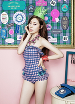 Ladies' Code Ashley Code 02 Pretty Pretty photo