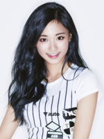TWICE Tzuyu Page Two photo