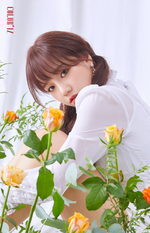 IZONE Jo Yu Ri COLORIZ promo photo 3