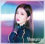 IZONE Vampire WIZONE Edition (Kwon Eun Bi ver.) cover