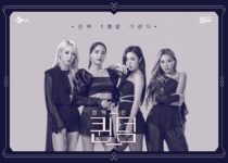 MAMAMOO Queendom group poster