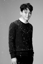 EXO Chen Sing For You photo