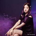 IZONE Buenos Aires WIZONE Edition (Jang Won Young ver.) cover