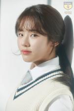 Fromis 9 Park Jiwon Official Profile 2