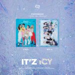 ITZY IT'z Icy album packaging 1
