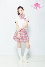 Kim Su Yun Produce 48 profile photo