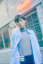 Kim Sung Kyu 10 Stories promo photo