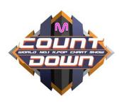 M Countdown 2017 logo
