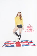 Nayoung Produce 101 Promo 2
