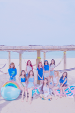 WJSN For the Summer group promo photo