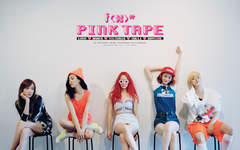 F(x) Pink Tape teaser photo