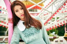 GFriend Sowon LoL Concept Photo