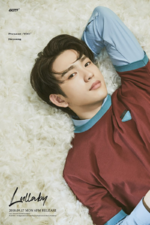 GOT7 Jinyoung Present You promotional photo 1