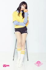 Kim Si Hyun Produce 48 concept photo 5