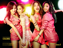 Miss A Colors group