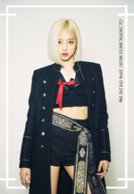 CLC Yeeun Me concept photo 1