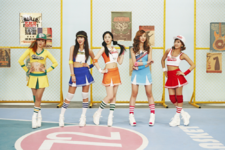 F-ve Dolls Time to Play promotional photo