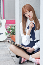 LABOUM Yujeong Fresh Adventure photo