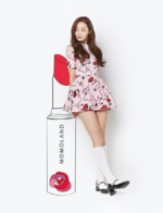 Momoland Yeonwoo Welcome to Momoland