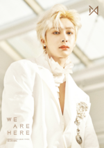 Monsta X Hyungwon We Are Here concept photo 2
