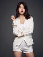 Yang Ji Won The Unit promotional photo