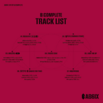 AB6IX B Complete tracklist