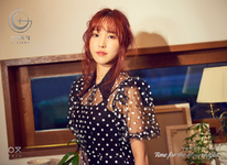 GFRIEND Yuju Time for the Moon Night promo photo 4