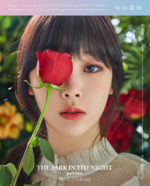 GWSN THE PARK IN THE NIGHT part two Anne teaser