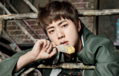 Jin You Never Walk Alone concept photo