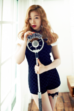 Ladies' Code Ashley So Wonderful photo