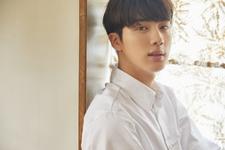 BTS Jin 'Her' Concept Photo L version