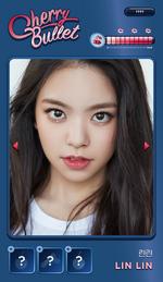 Cherry Bullet Lin Lin reveal