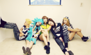 F(x) Pinocchio group photo
