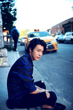 Super Junior-D&E Donghae 'Bout You promo photo