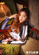 (G)I-DLE Yuqi NYLON August 2018 photo