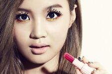 Lee Hi It's Over promotional photo
