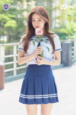 Idol School Lee Chae Young Photo 1