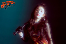 Irene para The Perfect Red Velvet 3
