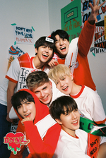 NCT Dream & HRVY Don't Need Your Love promo photo