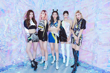 ITZY IT'z Icy group promo photo 2