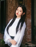 IZONE Jang Won Young Vampire concept photo