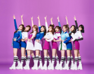 TWICE One More Time group promo photo