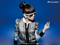 2NE1 CL 1st Mini Album promo photo