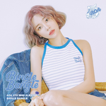 AOA Yuna Bingle Bangle promo photo ready ver