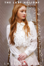 LADIES' CODE Sojung The Last Holiday promotional photo