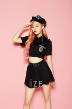PRISTIN V Eunwoo IZE Magazine June 2018 photo 3