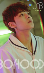 UNB Chan Boyhood promotional photo