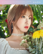 GWSN THE PARK IN THE NIGHT part two Seoryoung teaser