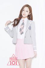 Eunwoo Produce 101 Promo